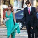 Feliciano Lopez and Maria Jose Suarez