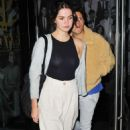 Maia Mitchell – Leaves Catch restaurant in West Hollywood