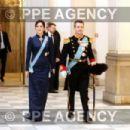Princess Mary and Prince Frederick - 454 x 302