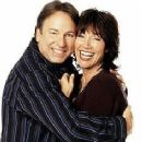 John Ritter and Katey Segal