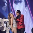 Jennifer Lopez and Smokey Robinson : 61st Annual Grammy Awards Show - 400 x 600