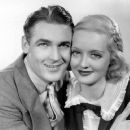 Bette Davis and Charles Farrell