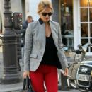 Bar Refaeli: Living It Up in Paris