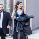 Mandy Moore – Arriving at Jimmy Kimmel Live! in LA