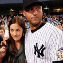 Derek Jeter and Minka Kelly - 454 x 340
