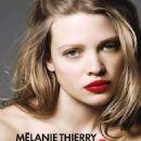 Melanie Thierry Elle Magazine Pictorial December 2010 Belgium - 454 x 586