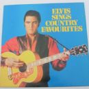 Elvis Sings Country Favorites