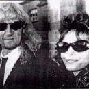 Joe Elliott and Karla Rhamdani - 278 x 212
