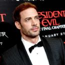 William Levy- Premiere Of Sony Pictures Releasing's 'Resident Evil: The Final Chapter' - Red Carpet