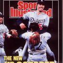 Orel Hershiser - Sports Illustrated Magazine Cover [United States] (31 October 1988)