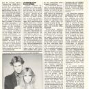 Heather Locklear - Le Lundi Magazine Pictorial [Canada] (8 August 1987) - 454 x 635