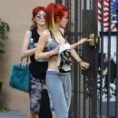 Bella Thorne Street Style – Out In Hollywood 11/15/ 2016 - 454 x 681