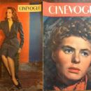 Ingrid Bergman - Cinevogue Magazine Cover [France] (7 January 1947)