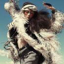 Wen Liu - Vogue Magazine Pictorial [Germany] (November 2010)