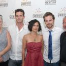 Alexandra Barreto and Rider Strong - 350 x 255