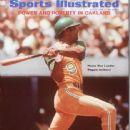 Reggie Jackson - Sports Illustrated Magazine Cover [United States] (7 July 1969)