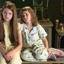 Emmy Clarke as Grace Arbus and Genevieve McCarthy as Sophie in Fur: An Imaginary Portrait of Diane Arbus - 396 x 257