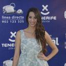 Almudena Fernandez- Cadena Dial Awards 2015 in Tenerife