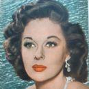 Susan Hayward - Uge-Revyen Magazine Pictorial [Denmark] (29 April 1952) - 454 x 635