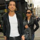 Janet Jackson and Wissam Al Mana - 373 x 374