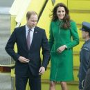Will and Kate Continue Their Tour of New Zealand (April 12, 2014)