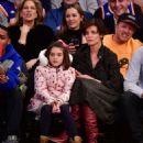 Katie Holmes – Oklahoma City Thunder vs New York Knicks game in NY - 454 x 552