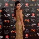 Monica Cruz- Goya Cinema Awards 2018 - Red Carpet - 399 x 600