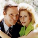 Elizabeth Montgomery and Dick Sargent