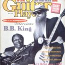 B.B. King, Billy Gibbons - Guitar Player Magazine Cover [United States] (July 1991)