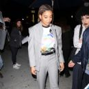 Amandla Stenberg – Arrives for the Vanity Fair Party in LA