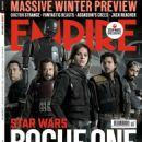 Rogue One: A Star Wars Story - Empire Magazine Cover [United Kingdom] (October 2016)