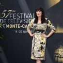 Paget Brewster – 'Criminal Minds' Photocall at 2017Festival of Television inMonte Carlo - 454 x 681