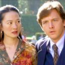 Rosalind Chao and Andrew McCarthy