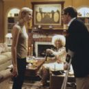 Cameron Diaz as Mary, Lee Evans as Tucker and Lin Shaye as Magda in There's Something About Mary (1998)