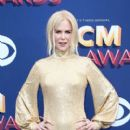 Nicole Kidman : 53rd Academy Of Country Music Awards - 400 x 600
