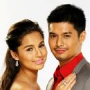 JC De Vera and Jasmine Curtis