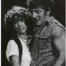Pamela Springsteen and brother Bruce Springteen - 214 x 381
