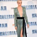 Cara Delevingne – 'Valerian And The City Of A Thousand Planets' Premiere in Paris