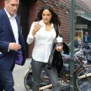 Michelle Rodriguez – Out and about in New York - 454 x 651