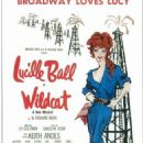 Wildcat (musical) Original 1960 Broadway Cast Starring Lucille Ball - 454 x 711