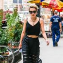 Amber Heard – Out in West Village in NY