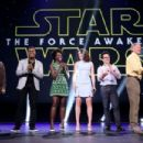 Harrison Ford-August 15, 2015-'Worlds, Galaxies, And Universes: Live Action At The Walt Disney Studios Presentation At Disney's D23 EXPO 2015 - 454 x 303