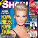 Joanna Racewicz - Show Magazine Cover [Poland] (11 July 2016)