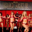 Rachele Brooke Smith as an Ironette Dancer in Iron Man 2 (2010)