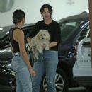 Selena Gomez – Leaving a 'Shark Tank' Filming Studio in West Hollywood