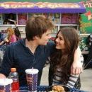 Victoria Justice and Cameron Deane Stewart