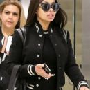 Blac Chyna at the Airport in Miami, Florida - March 7, 2018 - 306 x 818