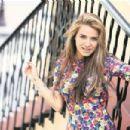 Ceyda Ates :  Vatan Newspaper Photo Shoots - 454 x 302