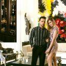 Luis Fonsi and Agueda Lopez - Hola! Magazine Pictorial [United States] (February 2018) - 454 x 618