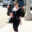 Dita Von Teese out shopping at Faire Frou Frou in Studio City, CA. 9-15-11